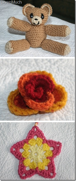 crochetvarious