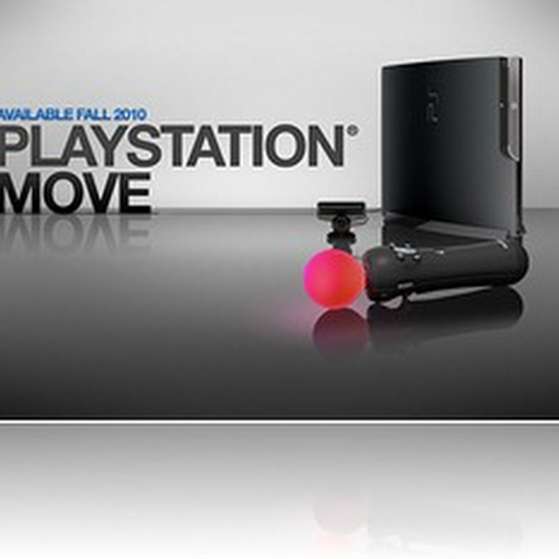 Lançado Site oficial do PS Move