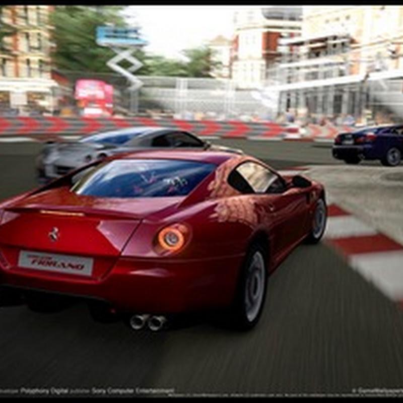 Novo Gran Turismo irá suportar 3D e PSMove