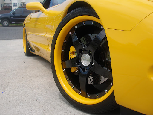 Wheels For Less and 360 Forged