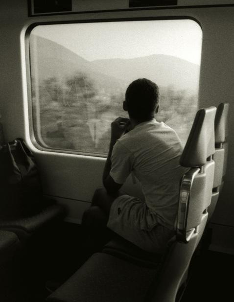 382 en el tren