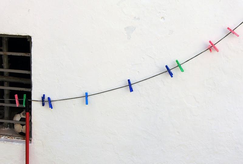 455 cuerda de la ropa