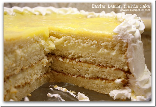 Easter-Lemon-Truffle-Cake