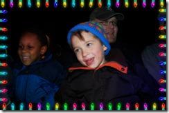 sleigh ride finny