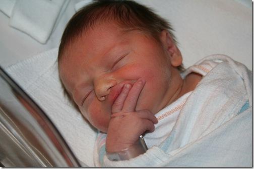 Sweet Baby Michael 089