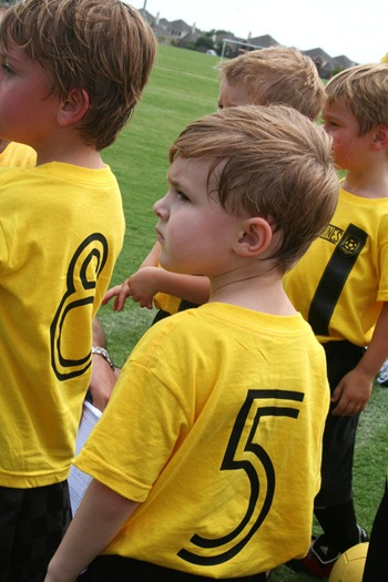 First Soccer Game and More 027