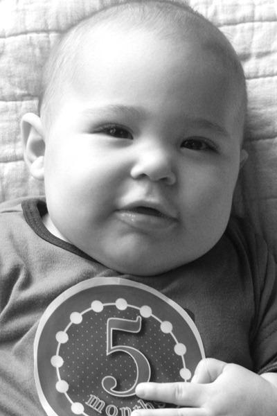 Nash 5 months old 007