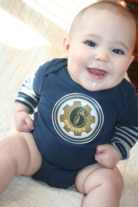 6 month pics and more 033