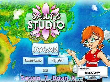 Sally's Studio Em Português