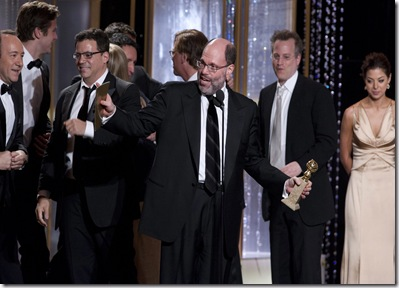 USA GOLDEN GLOBE AWARDS 2011