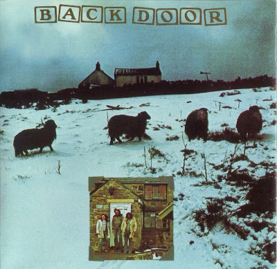 Back Door ~ 1973 ~ Back Door