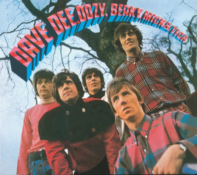 Dave Dee, Dozy, Beaky, Mick and Tich ~ 1966 ~ Dave Dee, Dozy, Beaky, Mick and Tich