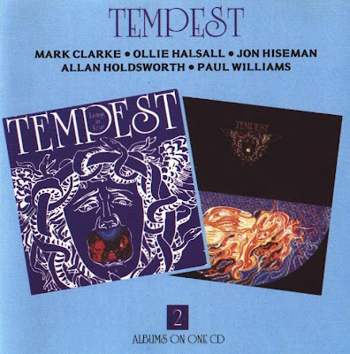 Tempest ~ 1973 ~ Tempest + 1974 ~ Living in Fear
