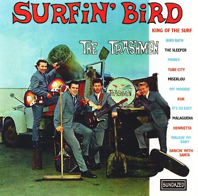 the Trashmen ~ 1964 ~ Surfin' Bird