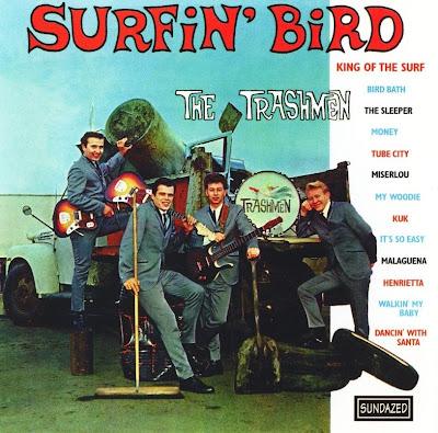 the Trashmen ~ 1964 ~ Surfin' Bird