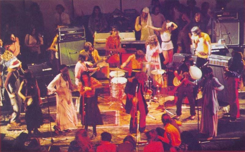 Stoneground ~ 1971 ~ Stoneground inner