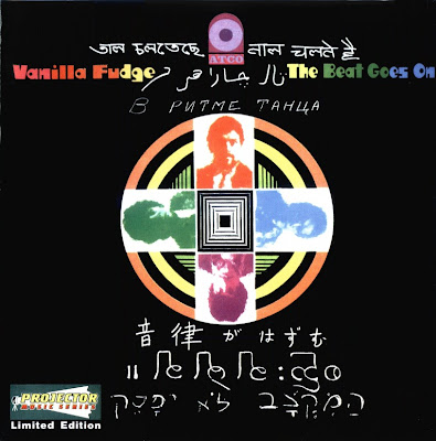 Vanilla Fudge ~ 1968 ~ The Beat Goes On