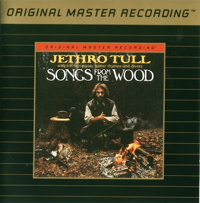 Jethro Tull ~ 1977 ~ Songs From The Wood