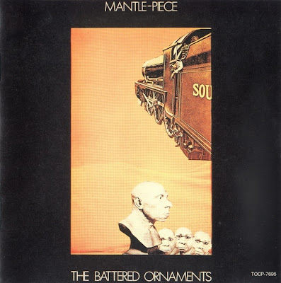 the Battered Ornaments ~ 1969 ~ Mantle-Piece