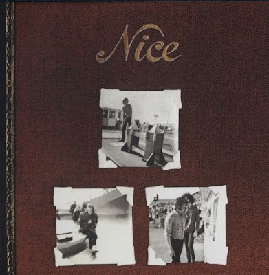 the Nice ~ 1969 ~ The Nice inside