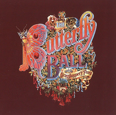 Roger Glover ~ 1974 ~ The Butterfly Ball and the Grasshopper's Feast