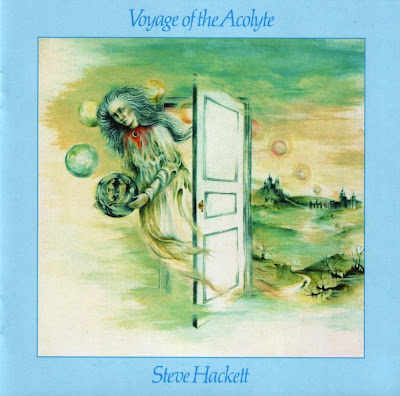Steve Hackett ~ 1975 ~ Voyage of the Alcolyte