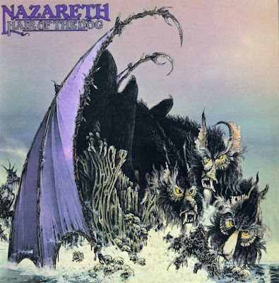 Nazareth ~ 1975 ~ Hair Of The Dog