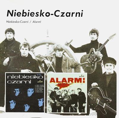 Niebiesko-Czarni ~ 1966 ~ Niebiesko-Czarni + 1967 ~ Alarm!