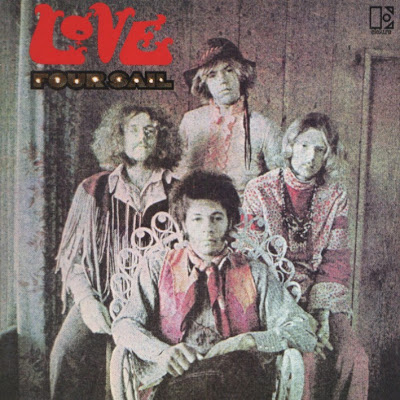 Love ~ 1969 ~ Four Sail