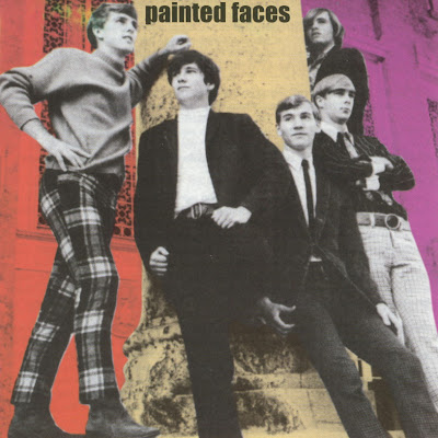 Painted Faces ~ 1994 ~ Anxious Color