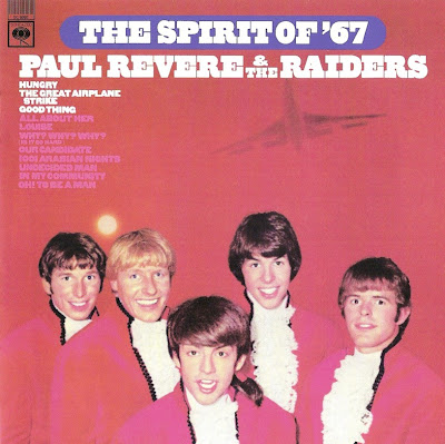 Paul Revere and The Raiders ~ 1967 ~ The Spirit of '67