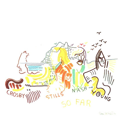Crosby Stills Nash & Young ~ 1974 ~ So Far