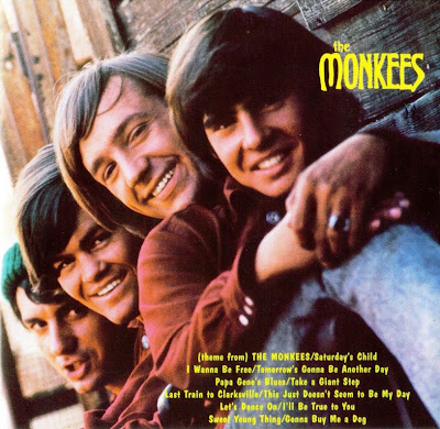 the Monkees ~ 1966 ~ The Monkees