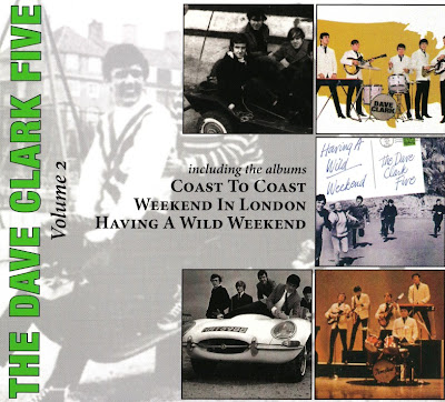 Volume 2 : 1965 - Coast To Coast Starling, 1965 - Weekend in London, 1965 - Having a Wild Weekend