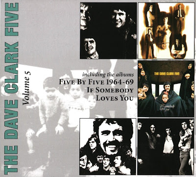 Volume 5 : - 1969 - Five By Five 1964-1969, 1969 - If Somebody Loves You
