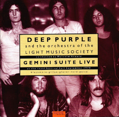 Deep Purple ~ 1998 ~ Gemini Suite Live
