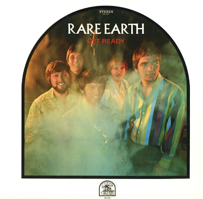 Rare Earth - 1969 - Get Ready