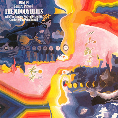 the Moody Blues ~ 1967 ~ Days of the Future Passed