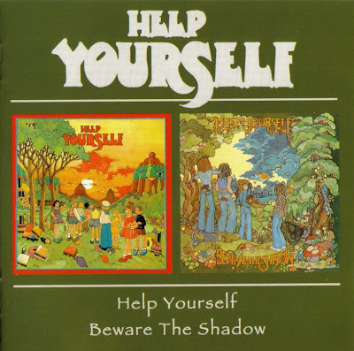 Help Yourself ~ 1971 ~ Help Yourself + 1972 ~ Beware the Shadow