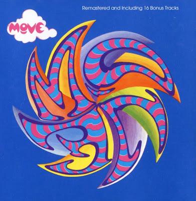 the Move ~ 1968 ~ The Move