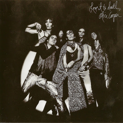 Alice Cooper ~ 1971 ~ Love It To Death