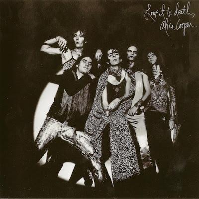 Alice Cooper ~ 1971 ~ Love It To Death
