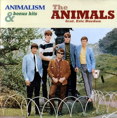 the Animals ~ 1966 ~ Animalism