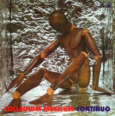 Collegium Musicum ~ 1978 ~ Continuo