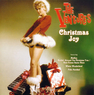 the Ventures ~ 2002 ~ Christmas Joy
