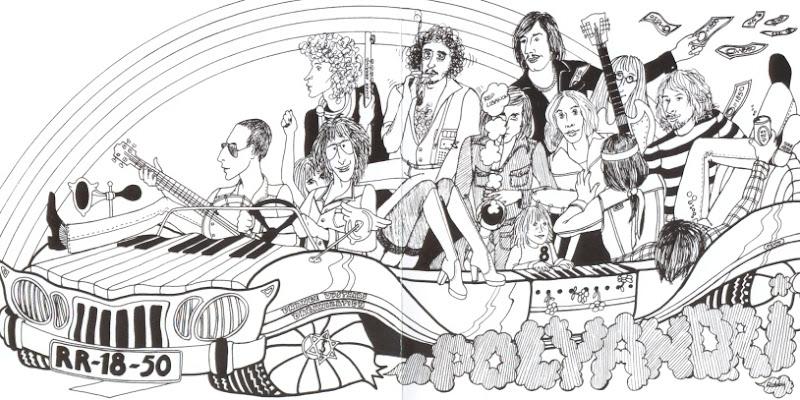 Group 1850 ~ 1974 ~ Polyandri