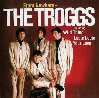 the Troggs ~ 1966a ~ From Nowhere