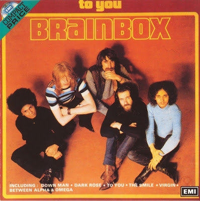 Brainbox ~ 1972 ~ To You