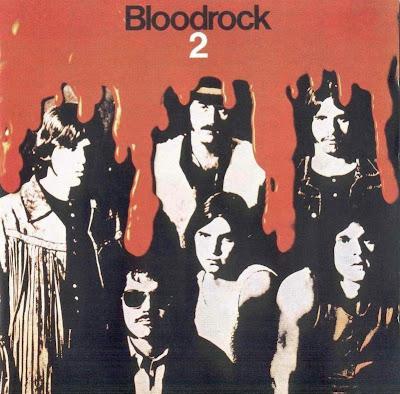 Bloodrock ~ 1970 ~Bloodrock 2
