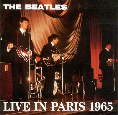 the Beatles ~ 1988 ~ Live In Paris 1965